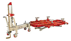 EZ Liner Frame Machine